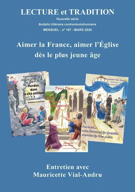 Entretien avec Mauricette Vial-Andru