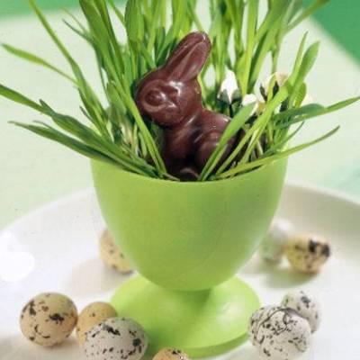 Patru idei pentru decorarea mesei festive de Pasti