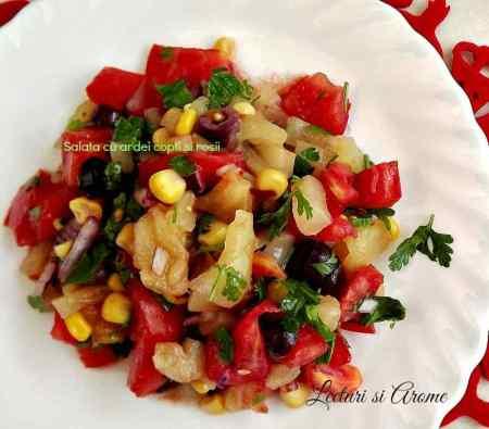 salata cu ardei copti