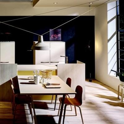 5 tipuri de lumini folosite pentru amenajarea bucătăriei