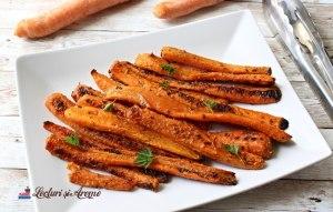 morcovi la cuptor