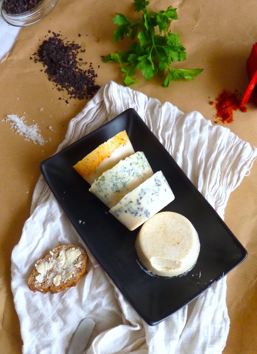 Beurre végétal maison parfumé