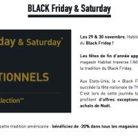 Vendredi noir en France?