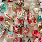 Favorite Things Thursday Vintage Christmas Ornaments A Diy Vintage Glass Bead Star Ornaments Lecultivateur