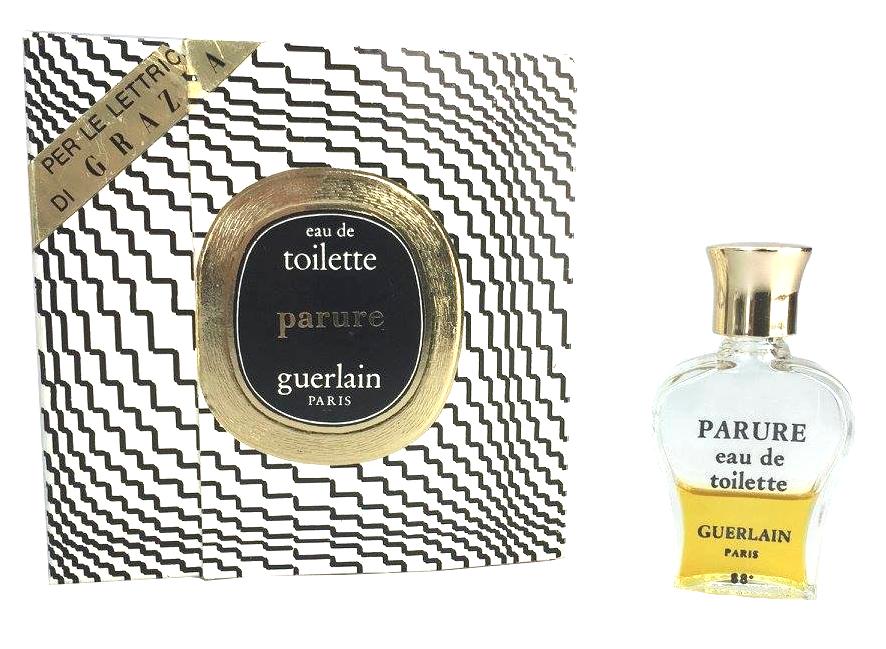 De Miniatures Collection Guerlain Parure – Lyre dWrCxoBe
