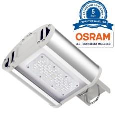 Уличный светодиодный светильник A-STREET-30D5K Flagman 30 Вт купить в Томске