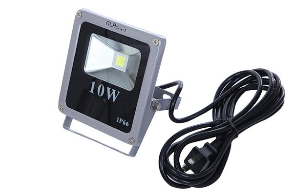 10w投光器 新バージョン写真