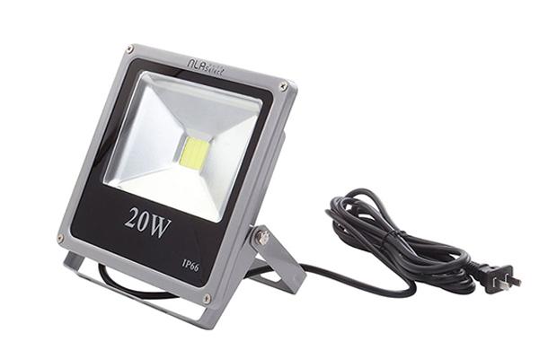 20w投光器 新バージョン写真
