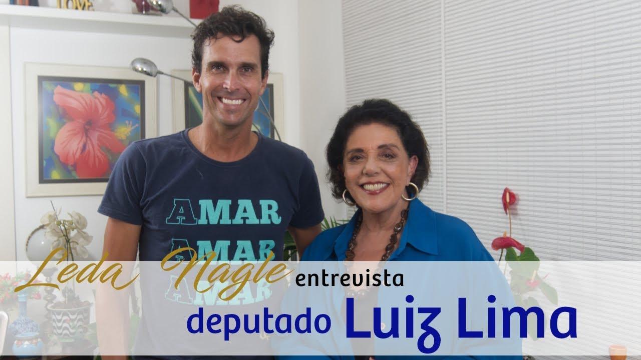 Deputado Federal, ex-atleta, Luiz Lima critica o vídeo de Ludmila na Globo.