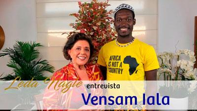 A ÁFRICA NÃO É UM PAÍS. COM A PALAVRA, VENSAM IALA , DA GUINÉ – BISSAU .