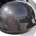 Công nghệ in chuyển nước trang trí nón bảo hiểm, xe cộ