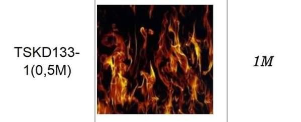 carbon vân lửa
