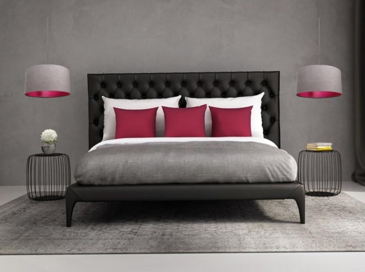 Odpowiednio dobrane światło w sypialni tworzy nastrojowy klimat