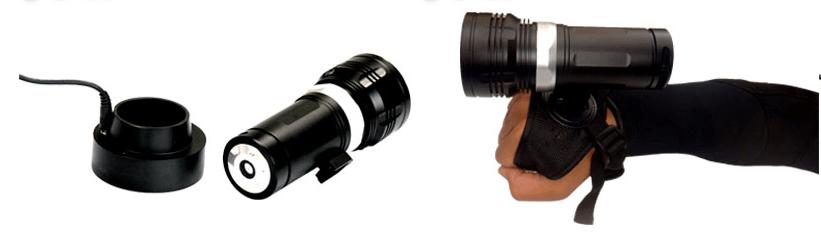 Video foto lamp 1600 en 2200 lumen