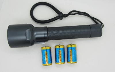 300 & 1000 Lumen Batterij uitvoering