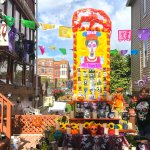Pilsen Woman's Day Of The Dead Altar Will Honor Neighbors Who Have Died 💥😭😭💥