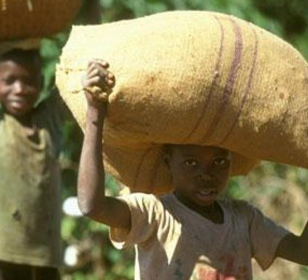 enfant travailleur