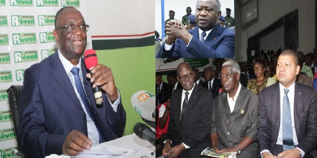 KAKOU Guikahue parle de Gbagbo LEDEBATIVOIRIEN.NET