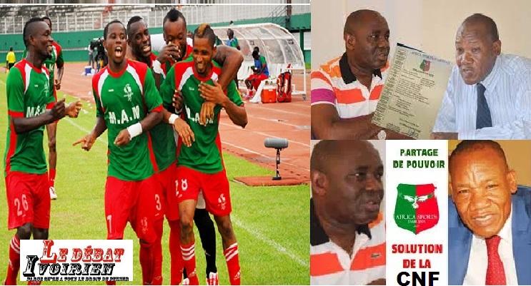 Africa Sports: réussir la fusion après la qualification des 25 joueurs du camp Bahi ledebativoirien.net