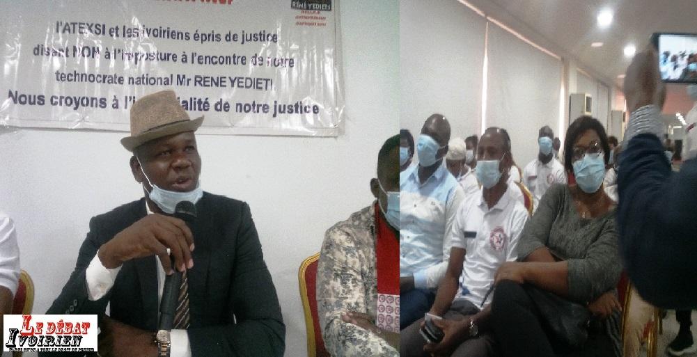 urgent-affaire E-Com et Alap-Ci :des membres d'une amicale de Sinimatiali prêts à descendre sur la Cour d'Appel d'Abidjan ledebativoirien.net