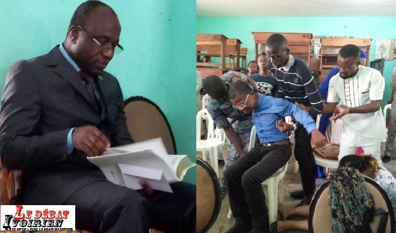 Exclusif-ses liens avec Bédié: musulman renié et chassé par ses parents, Bamba Moussa devient un puissant serviteur de Jésus-il raconte-suivez LEDEBATIVOIRIEN.NET