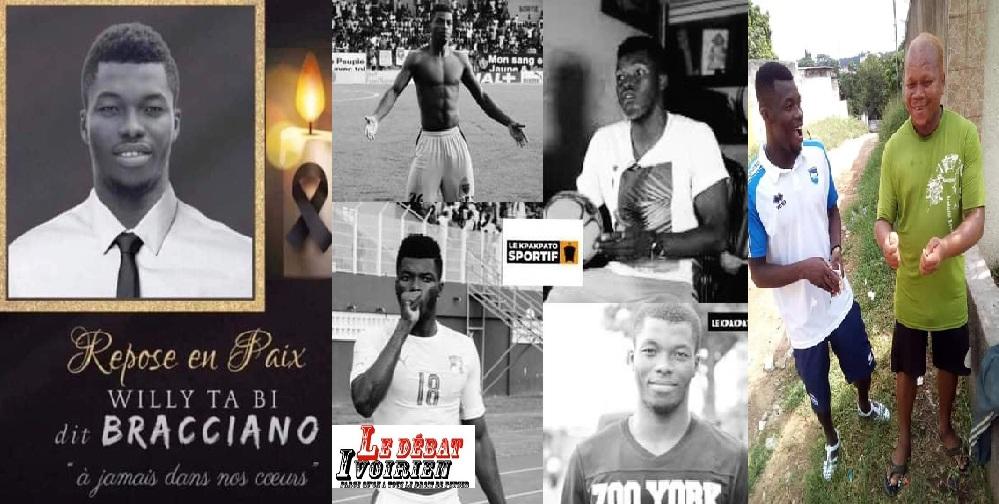 Football ivoirien-Willy Braciano a définitivement rangé les crampons: voici qui, il était (révélations) ledebativoirien.net