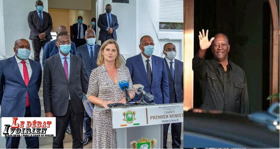 banque mondiale accompagne la cote d'ivoire vision 2030 LEDEBATIVOIRIEN.NET