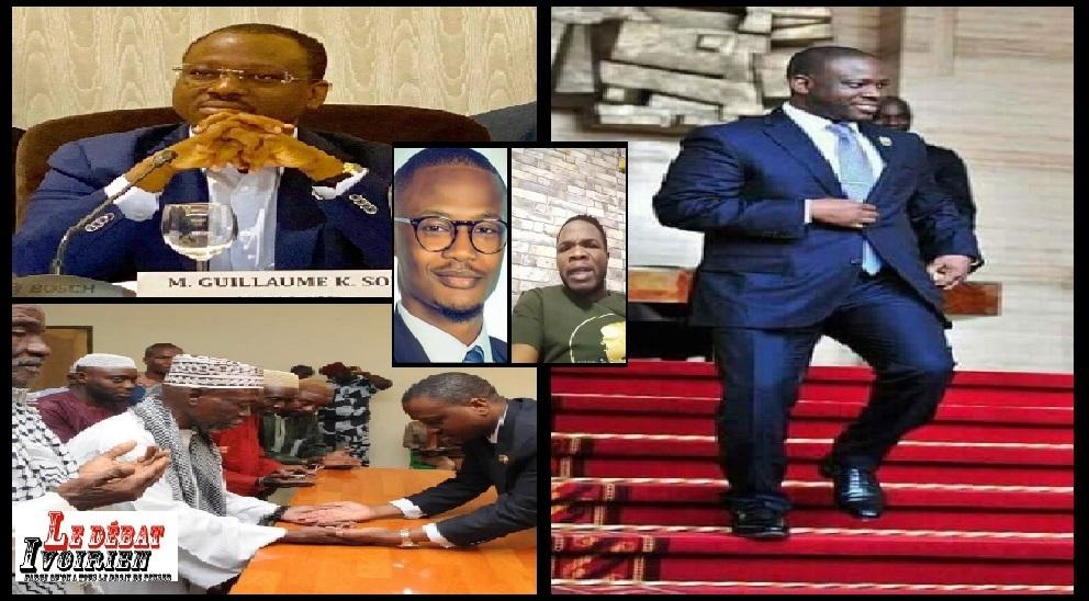 """des cyberactivistes """"prennent en otage"""" Guillaume Soro et sapent son combat politique ledebativoirien.net"""