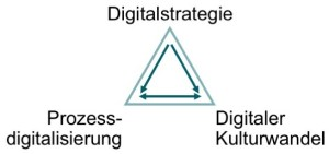 Digital-Business: Strategie, Prozesse, Kultur
