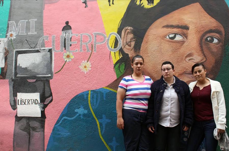 Tres veracruzanas sobrevivientes de tortura sexual recuperan su libertad tras cinco años de prisión