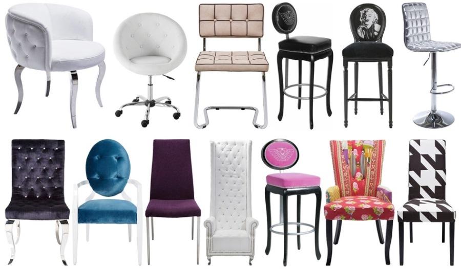 chaises design pas cher chaises