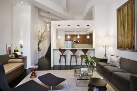 appartement loft design de luxe