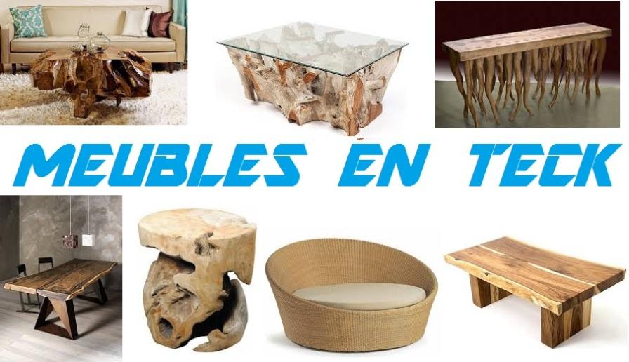 meubles bois massif naturel vintage tv
