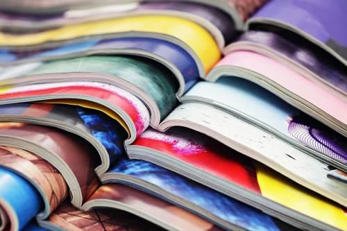 magazine developement personnel