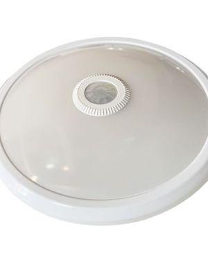 Led ufó lámpa 15W, mozgásérzékelővel