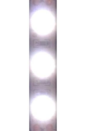 Extra erős Led szalag 60 ledm, 5050 chip, 1190 Lumen, hideg fehér,E dupla fényerő! 420 lux/m
