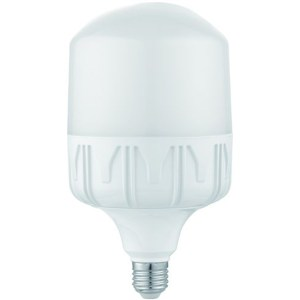 Led 38W ipari körte égő, 3500 lumen, 300W izzó helyett. E27, 120 mm, 4000K, közép fehér, nem vibrál a fénye! 3 év garancia!