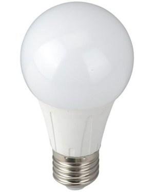 Led körte égő 8W, 80W izzó helyett. 850 Lumen, 4200 K, közép fehér. E27 foglalat. Nem vibrál a fénye! 3 év garancia