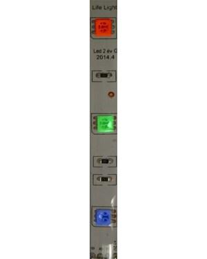Led szalag RGB 30 ledm, 5050 chip, 80-320 Lumen, 30%-al nagyobb fényerő, IP65 vízálló