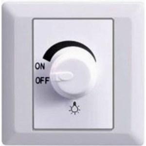 Led dimmer/ fényerőszabályozós kapcsoló 1-630W között.