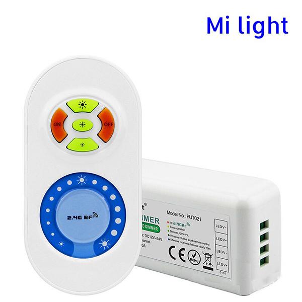 BSOD-LED-Controller-Milight-FUT021-600x600 Led szalag vezérlése - rövid betekintés a smart világítás világába ötletek Tippek