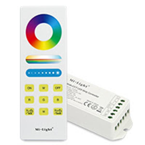 FUT045A-2.4GHz-RGBRGBWCCTDimmer-mobilway-600x600 Led szalag vezérlése - rövid betekintés a smart világítás világába ötletek Tippek