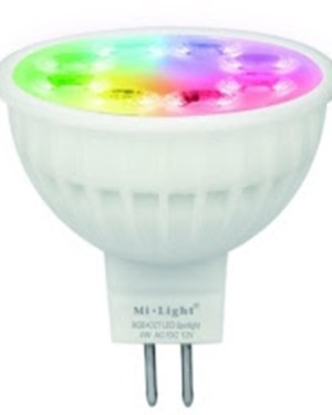 Wifi Led égő 4W RGB+CCT