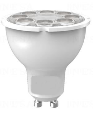 Led GU10 COB spot égő, 5W led, 410 lumen