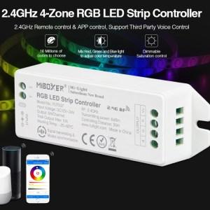 Milight RGB Led szalag csoport vezérlő, (FUT037(upgraded))