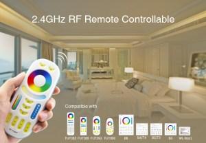 Távirányítók RGBW led szalag csoport vezérlőhöz (FUT038(upgraded))
