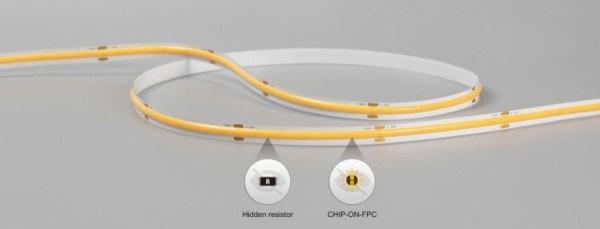 COB-led-szalag-2-600x229 COB led szalag középfehér (480 led/m), extra fényerő