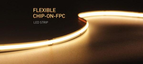 COB-led-szalag-600x269 COB led szalag középfehér (480 led/m), extra fényerő