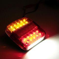 Hátsó LED lámpa