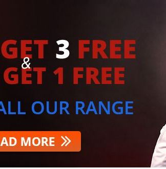 bauer nutrition buy 3 get 3 free